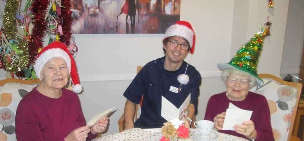 Christmas card appeal launched by Giffnock care home