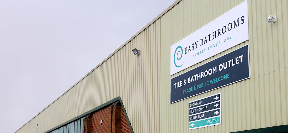 Easy Bathrooms launches second Leeds showroom with £250,000 investment