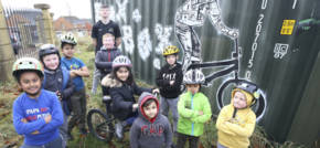 Eat BMX Repeat event gets Christmas off to a wheelie good start