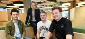 Three graduate entrepreneurs nailing the North East start-up scene