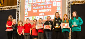 Swansea Bay Pupils Recognised For Enterprise and Entrepreneurship