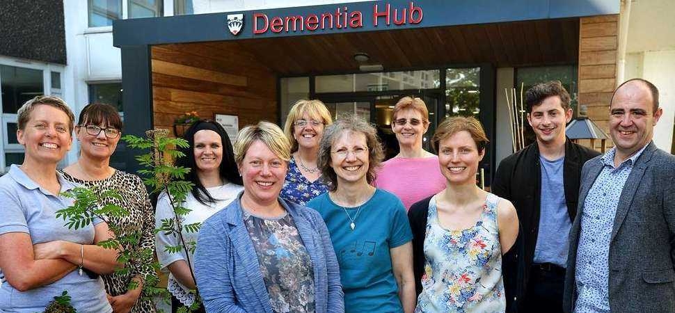 Salford social enterprise has been shortlisted in the National Dementia Care Awards