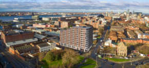 Merseyside architects win new £20m Liverpool Baltic apartment scheme