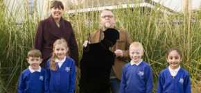 Energy Firm Helps School to Remember War Veterans