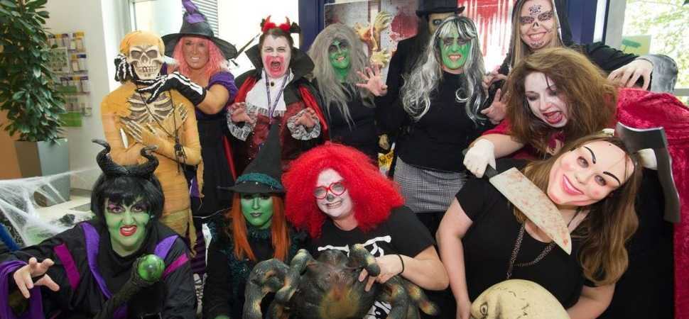 Halloween fundraiser sees over £2,000 raised for Sunderland Community Soup Kitchen