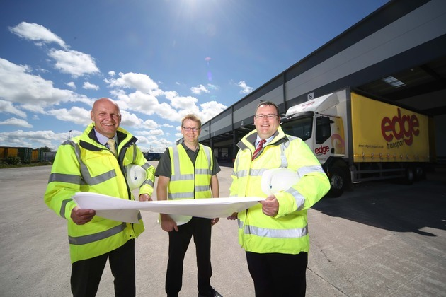 New £2.4m Deeside transport hub completed thanks to support from Caulmert