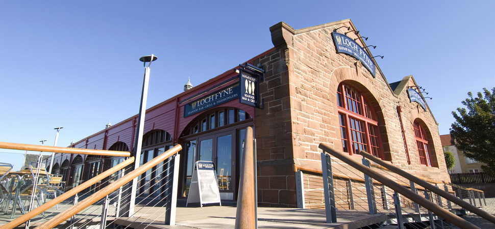 Loch Fyne Edinburgh set to enjoy refurbishment boost