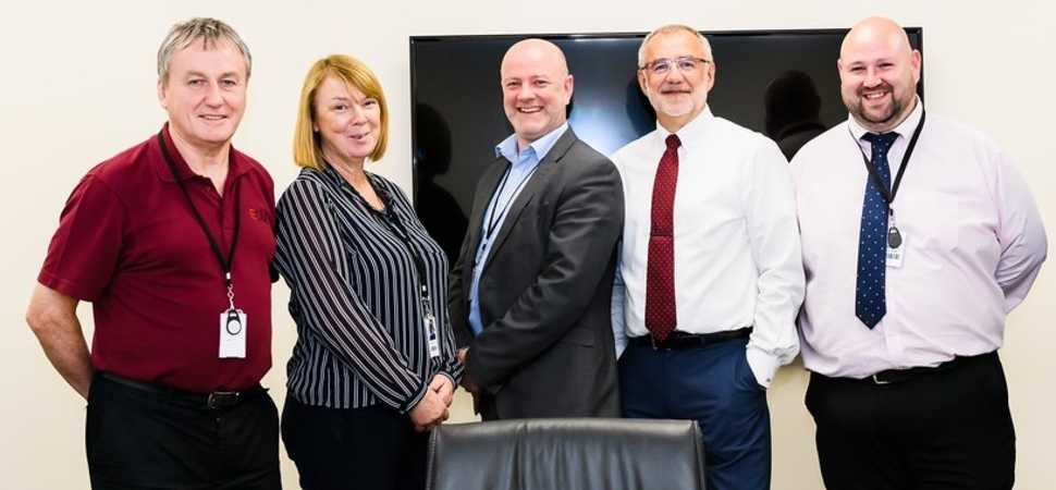 New £1m Midlands Records Management Facility opens in Hartlebury