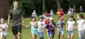 Health & Fitness Fortnight Celebrates Broadoak Childrens Edstart Achievements