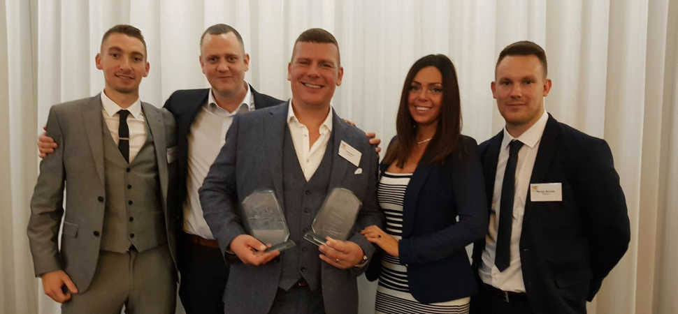 EdStart celebrates double award win
