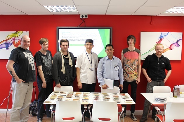 EHL Ingredients shows Tameside College students the spice of life