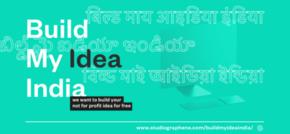 Studio Graphene launches not-for-profit initiative in India - Build My Idea India