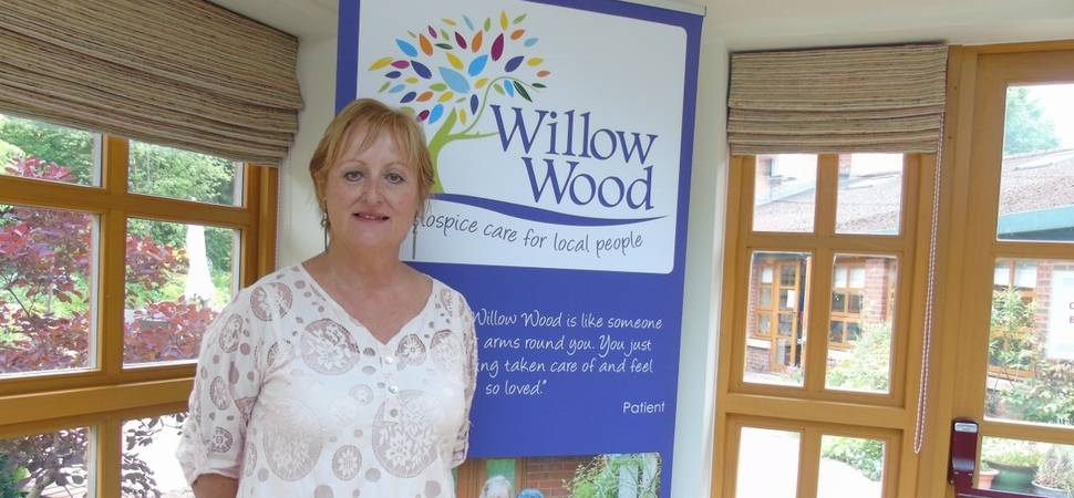 HURST chooses Willow Wood Hospice as its charity of the year