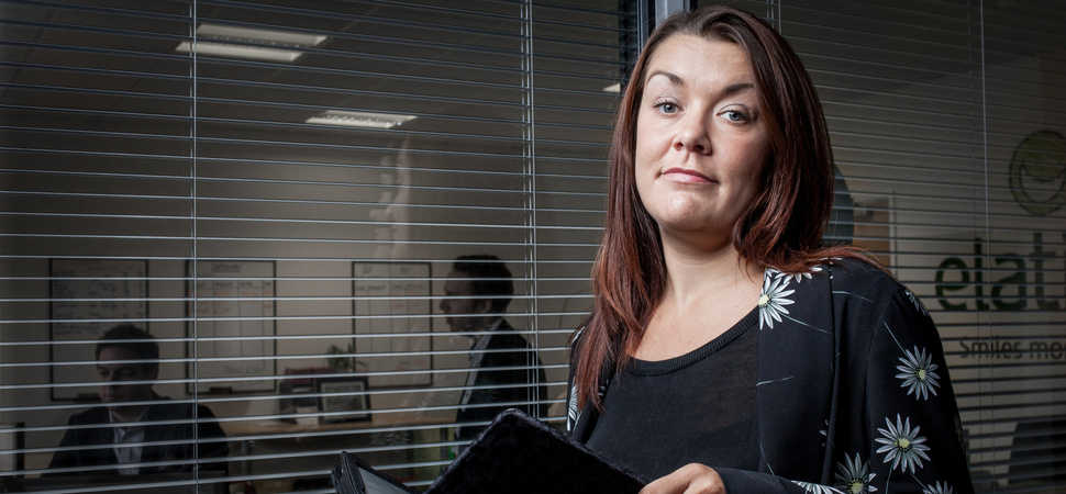 Bristol businesswoman becomes finalist in a national sales award