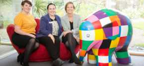 First Class Supply Lead Elmer's Great North Parade As Official Learning Sponsor