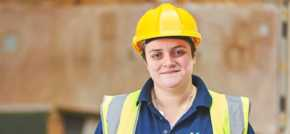 Construction firm looks to the future with apprenticeship boost