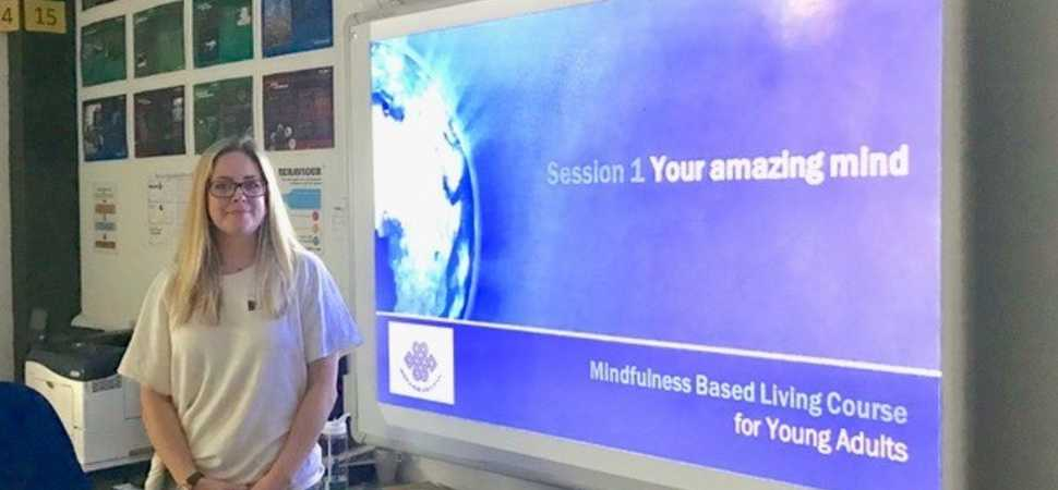 North East Secondary School Leads The Way With Mindfulness Workshops