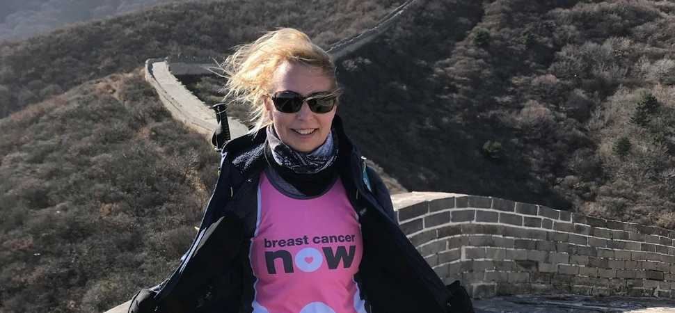 Energy Worker Completes Trek of a Lifetime for Charity