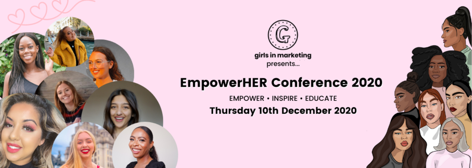 Girls in Marketing to host virtual EmpowerHER Digital Conference 2020