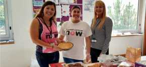 EDF Energy employees organise fundraising day in aid of Breast Cancer Now