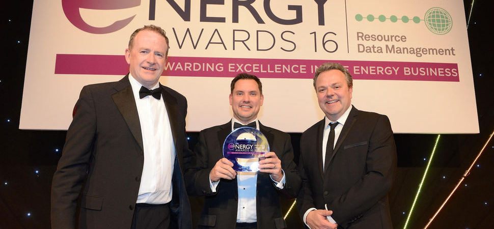 BG Energy Solutions wins prestigious award