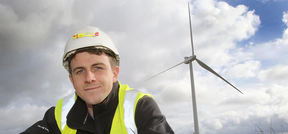Jones Bros completes RES Garreg Lwyd Hill Wind Farm