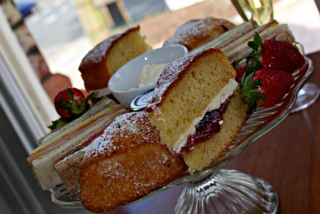 Nibbles at noon! Sefton Park Hotel launches afternoon tea menu