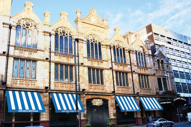 Millson Appointed on £3.5M Design of New Albert's Schloss Bar in Manchester