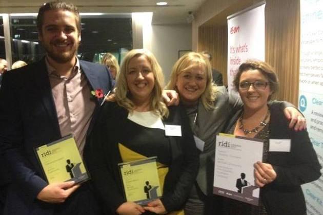 Double award win for North-West social enterprise de Poel Community
