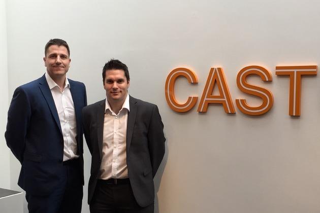 Cast UK announces two key promotions