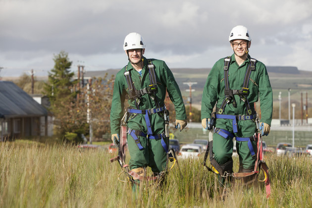 Engineer your future with ScottishPower