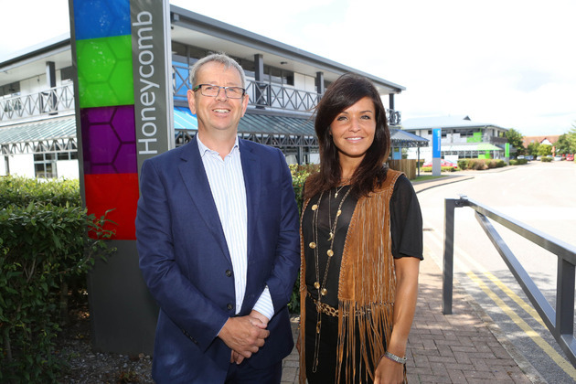 National jewellery firm opens new headquarters at Honeycomb Chester