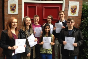 GCSE Success at Hulme Hall Grammar School