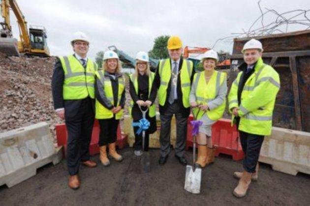 New affordable homes in Crewe thanks to partnership
