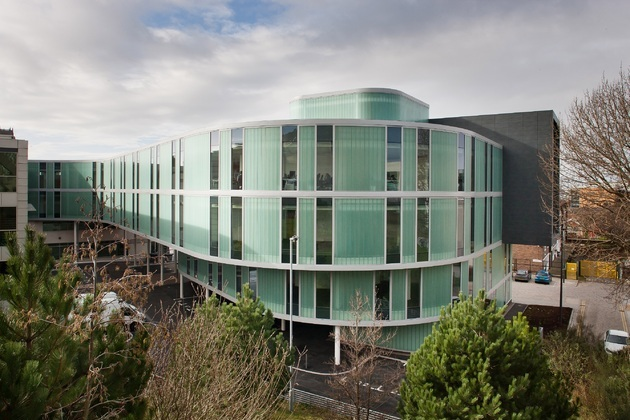 Trio of lettings at Liverpool Science Park's new £8m third building