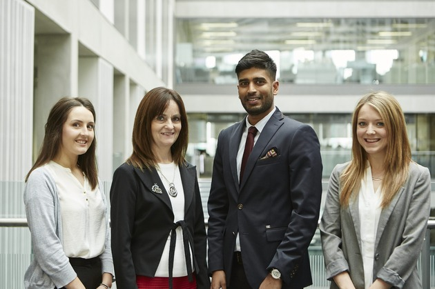 MMU Employer Liaison Team shortlisted for national award