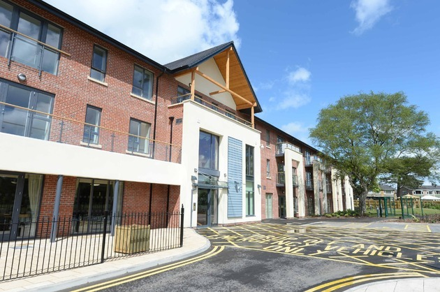 £8.4m retirement living scheme near Chester completed