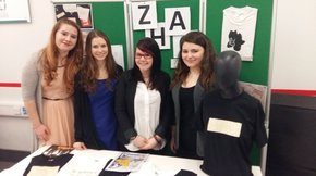 Entrepreneurial students win award