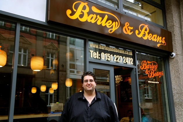 New coffee bar and lounge Barley & Beans opens its doors in Hatton Garden