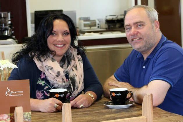 Carringtons Catering supports new healthy eating social enterprise