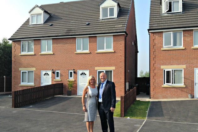 Bespoke Lettings & local property developer regenerate Liverpool neighbourhood