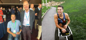 Jefferies Solicitors Sponsors Commonwealth Wheelchair Racer