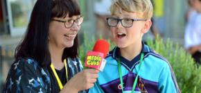 Kids invited to virtual summer newsroom events to give little people big voices
