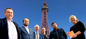 Businesses set to work together to boost Blackpool's economy