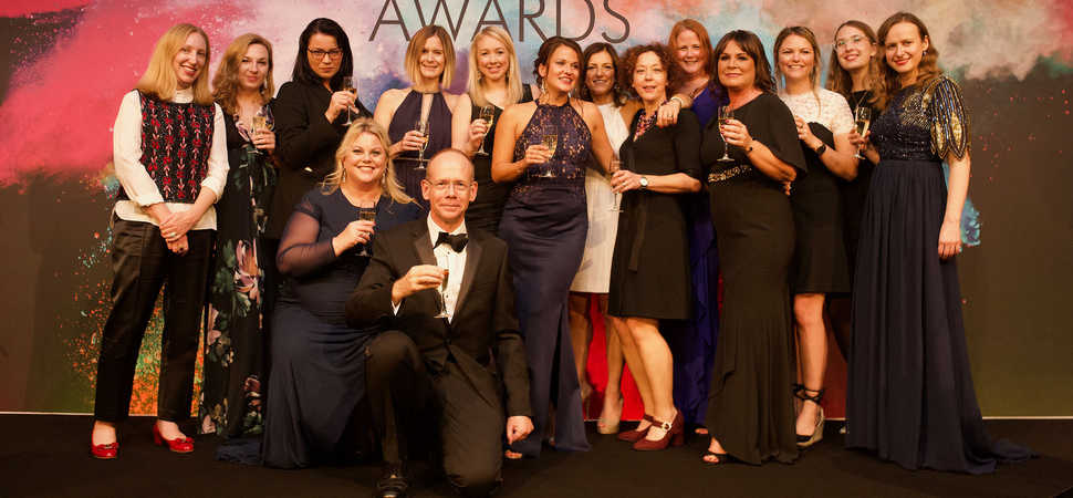 Professionals from Amazon Pay and HSBC Among Women Celebrated at the EPAwards