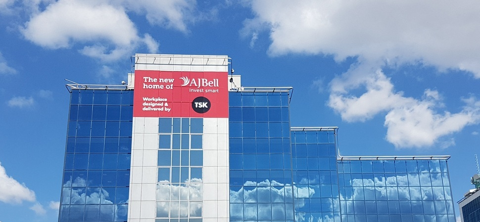 AJ Bell achieves record growth and moves to a new head office