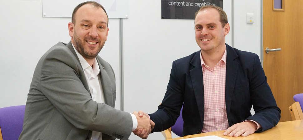 Partnership proves fruitful one year on for Erudus and Brandbank