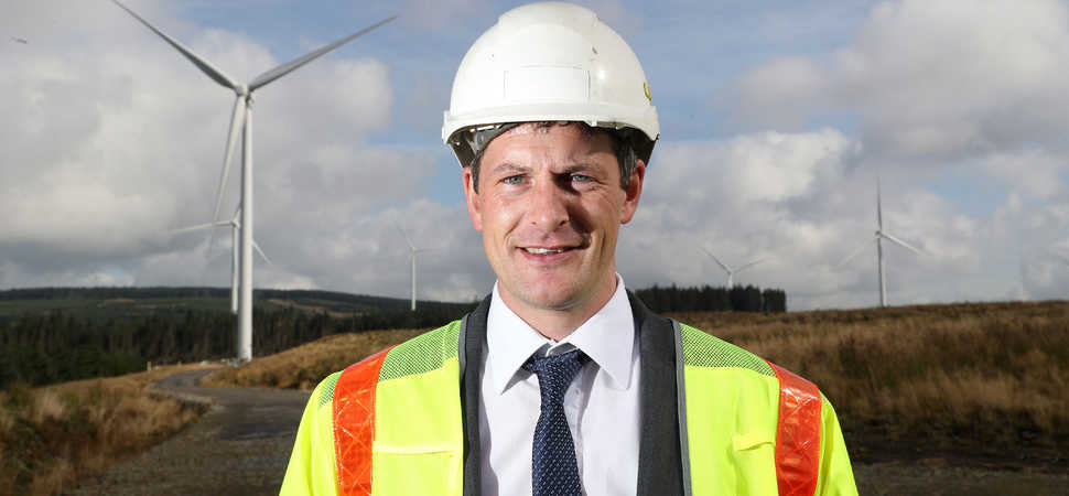 Jones Bros wins circa £20million contract to help build  Clocaenog wind farm