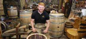 Theakston apprentice cooper finds himself amongst Worshipful Company