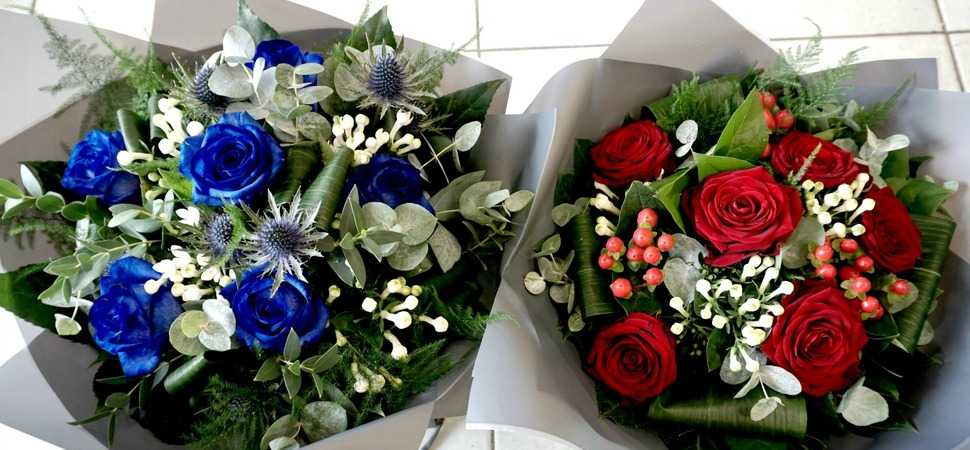 Dutch Flower Shop prepares for Derby Day with a difference